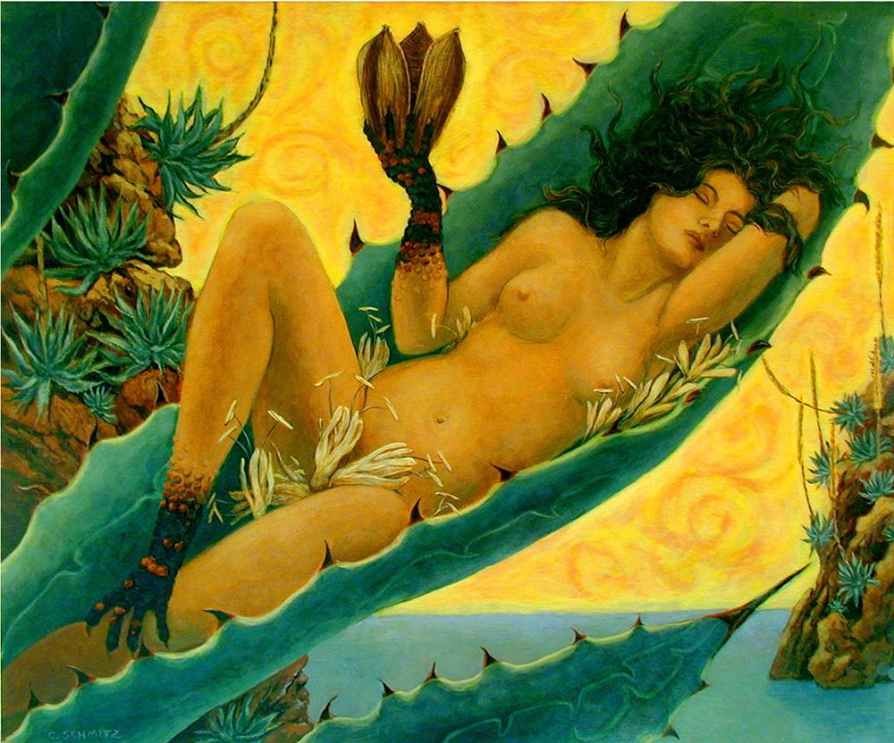 Agave Sunbath