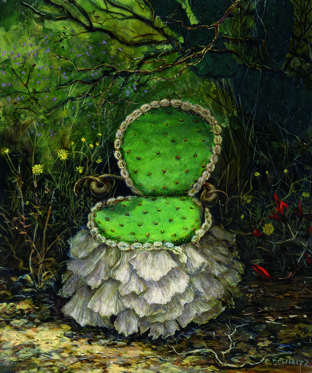 Lady's Chair