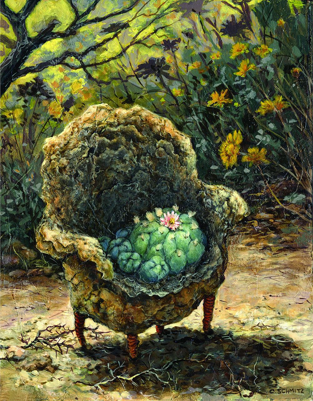 Saguaro Easy Chair
