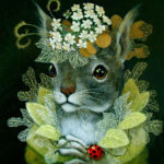 Squirrel in Lace