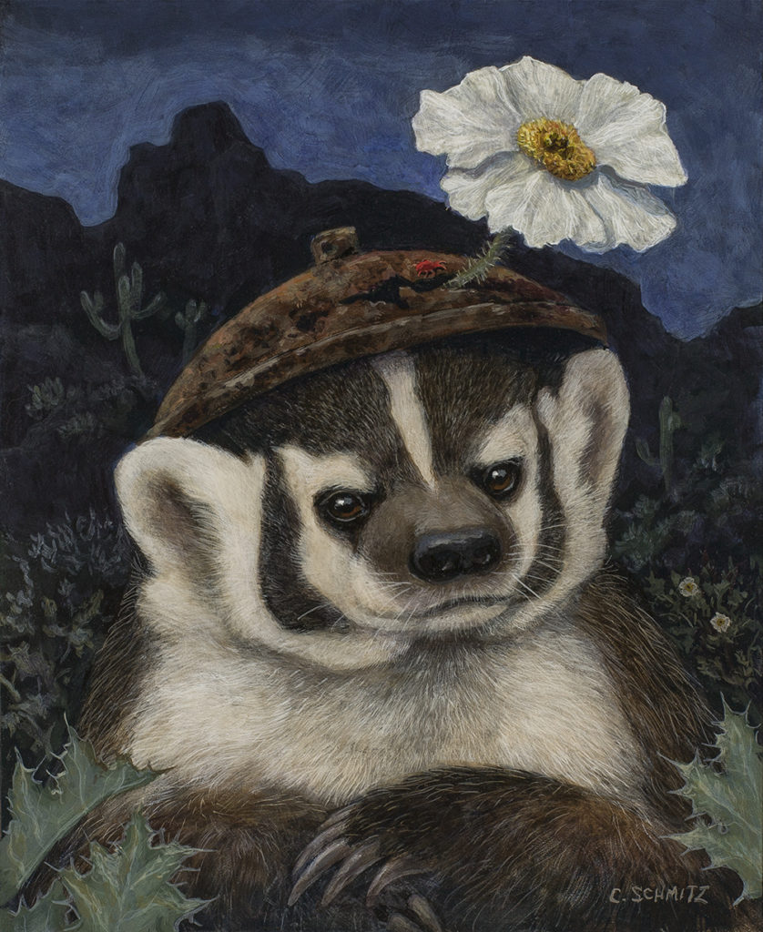 The Good Badger