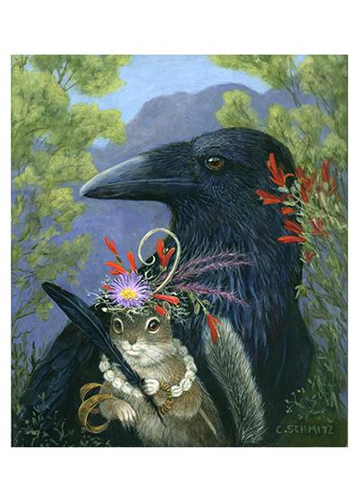 The Raven's Friend