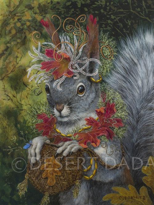 The Squirrel's Dream